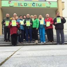 Ignalinoje organizuota trečia sveikatos mokyklos-stovyklos laida