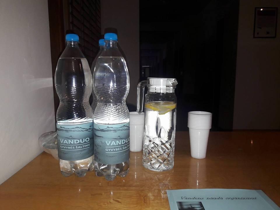 Pasaulinė vandens diena.