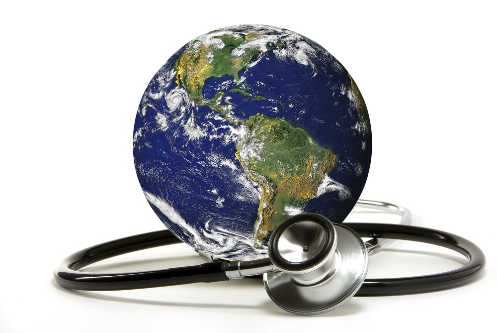 Pasaulinė sveikatos diena.