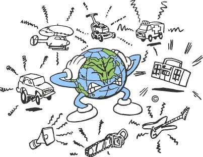 Minima Tarptautinė triukšmo suvokimo diena